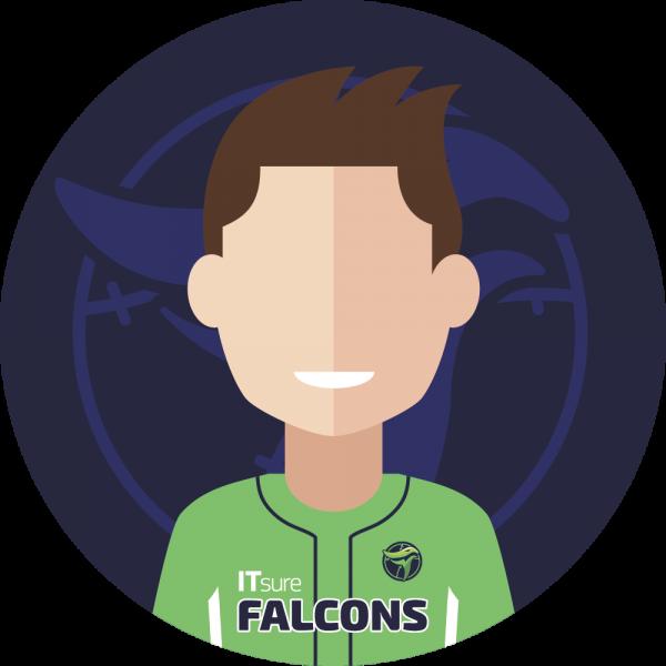 Falcons Spieler